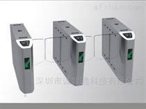 指紋擺閘機門禁系統