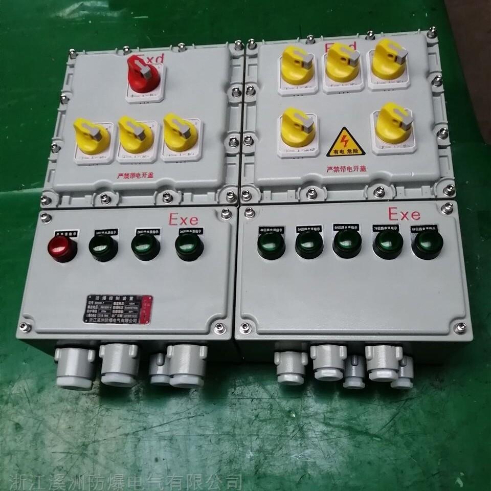 防爆配电箱BXMD-8KX
