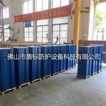 DB盾标防护生产学校门口升降桩道路防撞柱厂家