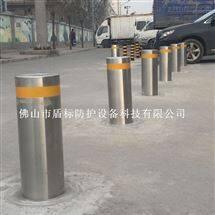 DB厂家直销219直径防冲撞升降柱液压阻车桩