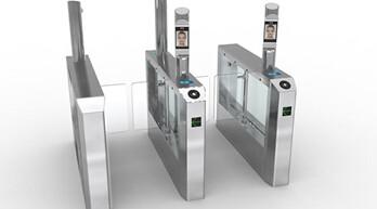 德亚室外人脸识别闸机 打造智能化人行出入口管理