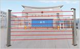 維安達斯激光幕墻全面應用于國內司法安全系統