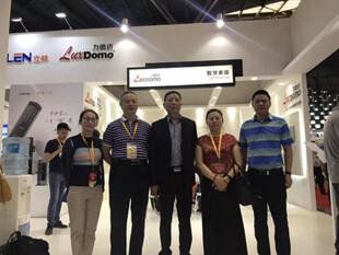 立林携LuxDomo盛装亮相上海安博会