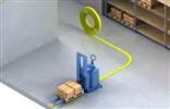 智能搬運機器人主流導航方式對比