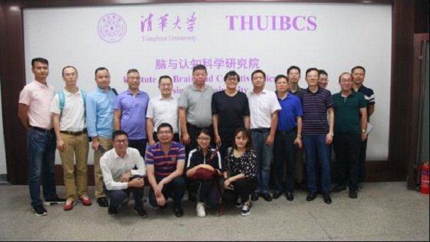 浙安协秘书长带队走访清华大学和北京航空航天大学