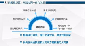 未来十五年的智能交通六大战略