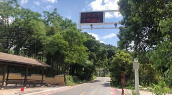 海康威视&交通安全 道路盲区 我们在守护