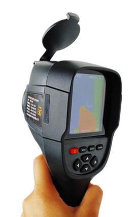 YRH300防爆红外热像仪技术原理