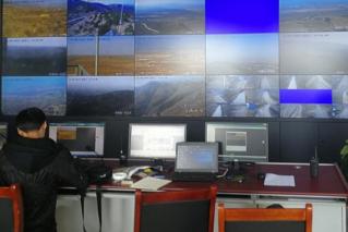 内蒙古赛罕区森林防火无线视频监控案例
