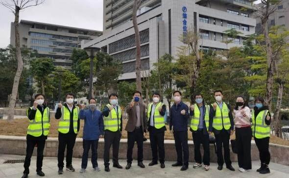 达实智能20天成功完成深圳应急医院项目