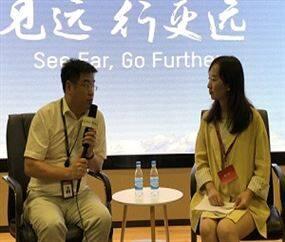 2019智能安防工程師大會專題走訪杭州??低晹底旨夹g股份有限公司