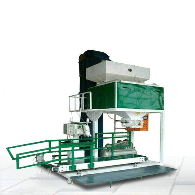 10-60kg小麦定量称重包装机
