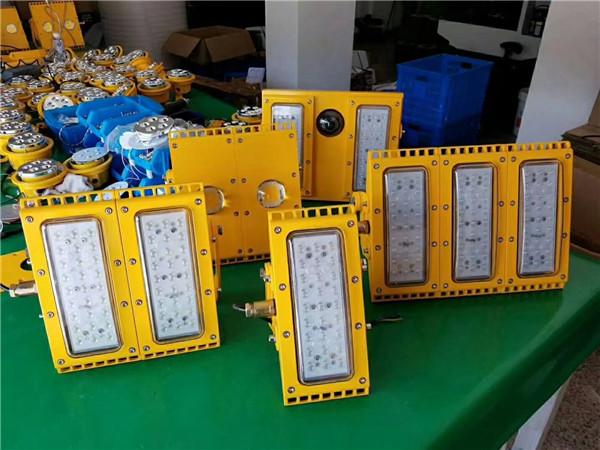 TGF767X工业照明LED防爆灯