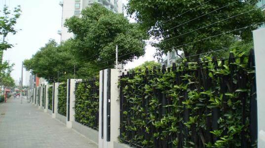上海客欧安防-脉冲电子围栏安装图