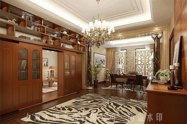 家庭密室机关设计