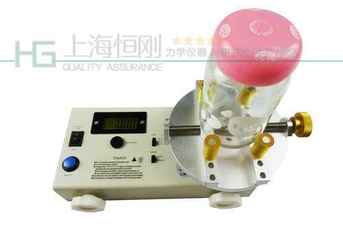 注射剂铝盖扭力检测仪器图片
