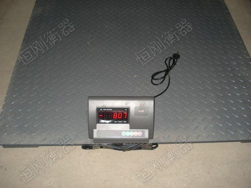 3T地磅电子称重仪