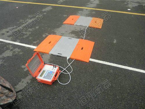 50t地磅电子秤重仪