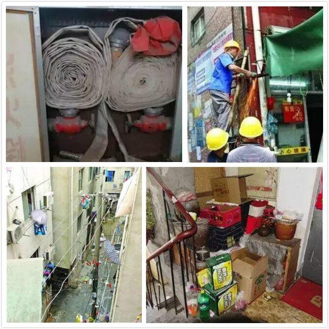 老旧小区智慧消防物联网远程监控系统-小区消防隐患监控系统