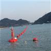 环保型塑料禁航浮标水上警示浮筒浮球批发
